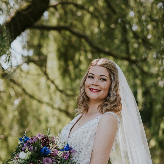 Flattering Makeup for Your Wedding | Specialists in Bridal Makeup | Amanda White