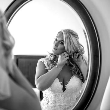 Glamourous Hairstyling for Weddings | London Hairstylist Amanda White.