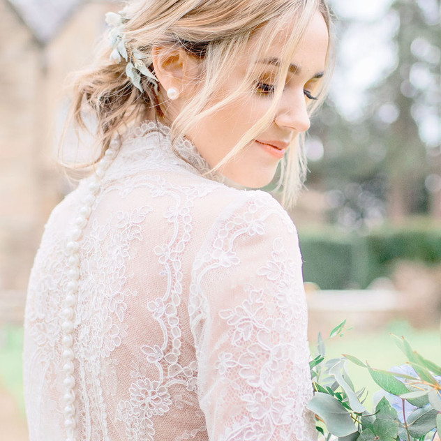 Bridal Style for Modern Brides | Professiona Hair and Makeup in Kent.