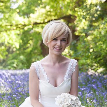Short Hair Hairstyling   Surrey Wedding Experts   Amanda White