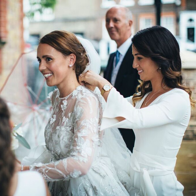 Elegant Hairstyling for Your Wedding Day | Surrey based Hair and Makeup Team| Amanda White