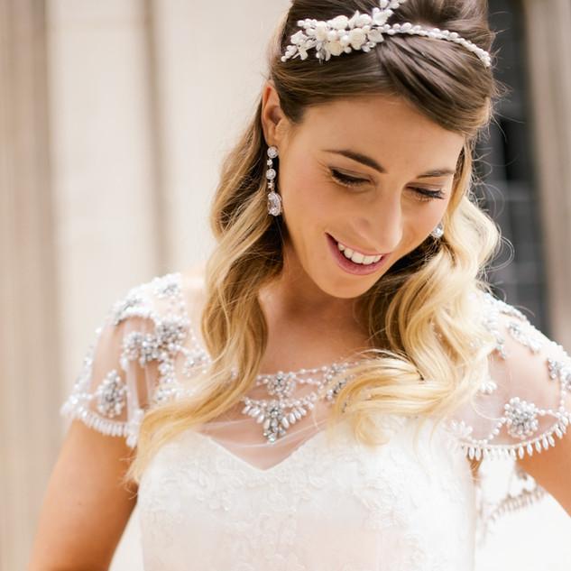 London bridal hairstylist and makeup artist   Amanda White