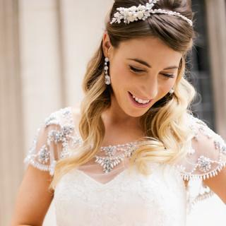 London bridal hairstylist and makeup artist | Amanda White