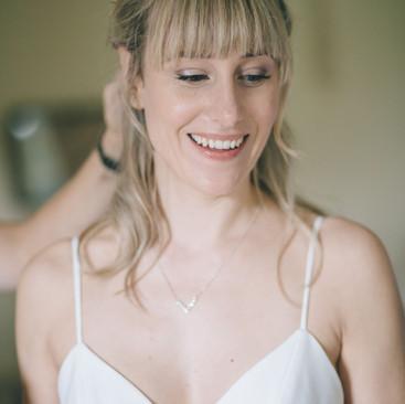 Natural Bridal Makeup | Surrey Wedding Makeup Artist Amanda White