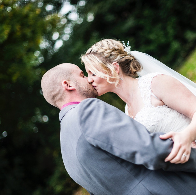 Loosley Swept Bridal Hair-Up | Kent Wedding Hair and Makeup Artists | Amanda White
