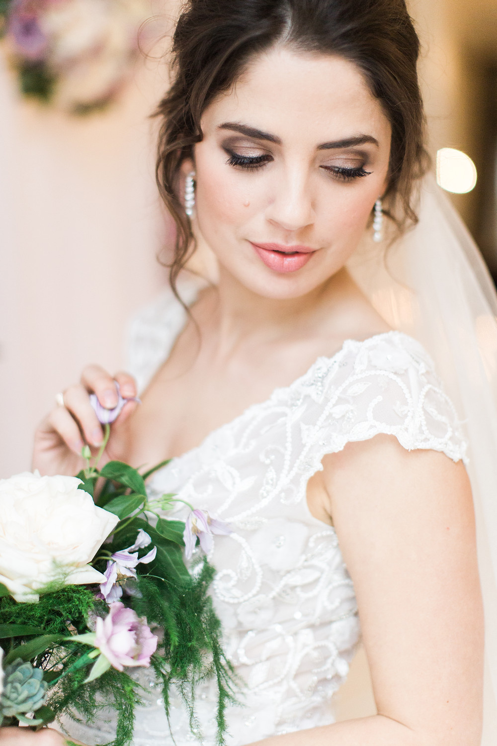 Enhancing Natural Makeup for Your Wedding Day| Bridal Beauty Tips