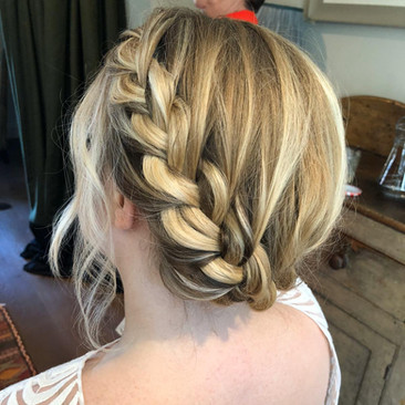Bridal Up-style for your Wedding Day | Kent Wedding Hairstylist | Amanda White
