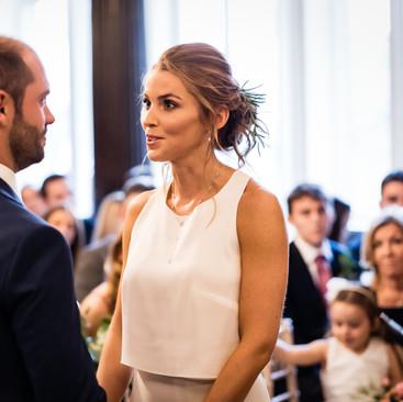 Modern Bridal Style Ideas | Amanda White Hair and Makeup Services