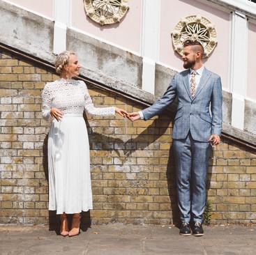 Cool Wedding Hair and Makeup | London Hair and Makeup Artist Amanda White.