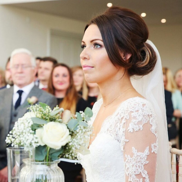 Bride to Be Styling | Hair and Makeup Artist Amanda White.