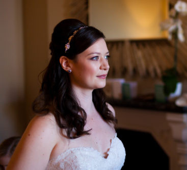Half- Up Hairstyles for Your Wedding Day | Surrey Hairstylist | Amanda White