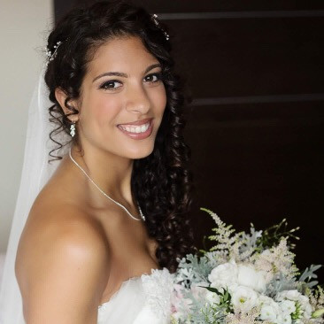 Natural Bridal Makeup for your Wedding in Hertfordshire | Amanda White