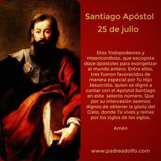 :: Santiago apóstol ::