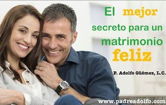:: El mejor secreto para un matrimonio feliz ::