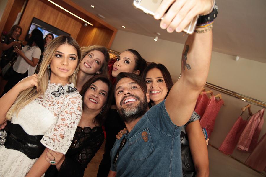 Thassia Naves, Talytha Pugliesi, Martha, Chris Flores, Vera Viel e Danilo Faro-3