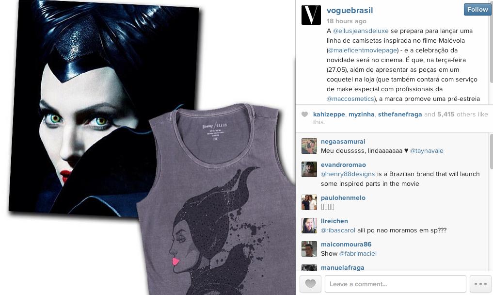 Vogue Brasil - Ellus