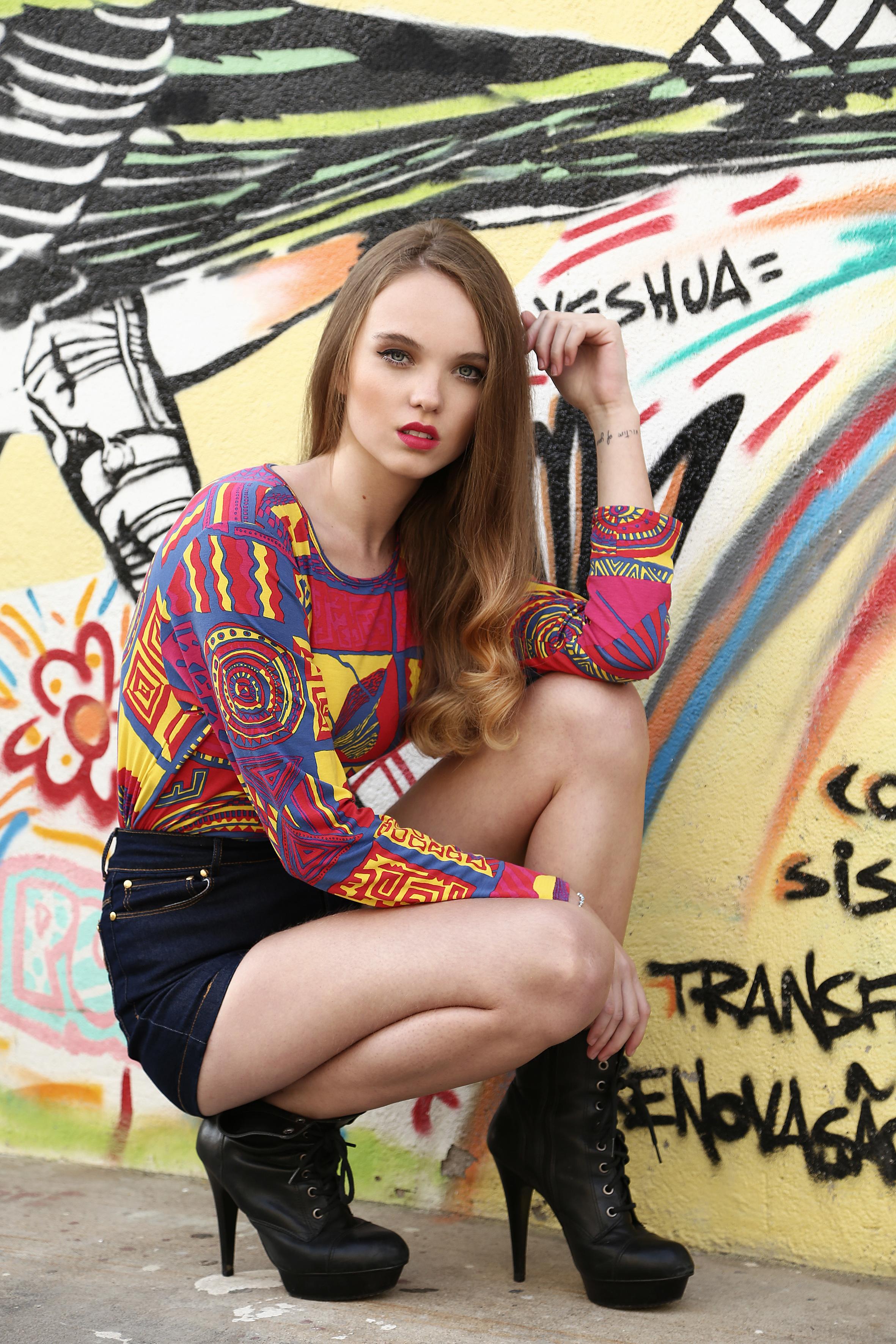 Nicoli Furst @ Way Models