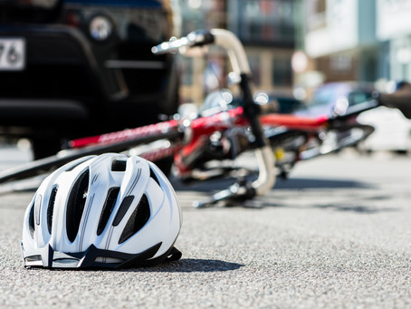 Top six causes of bicycle accidents in Wisconsin