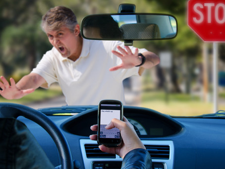 Texting deemed the most dangerous of distracted driving behaviors