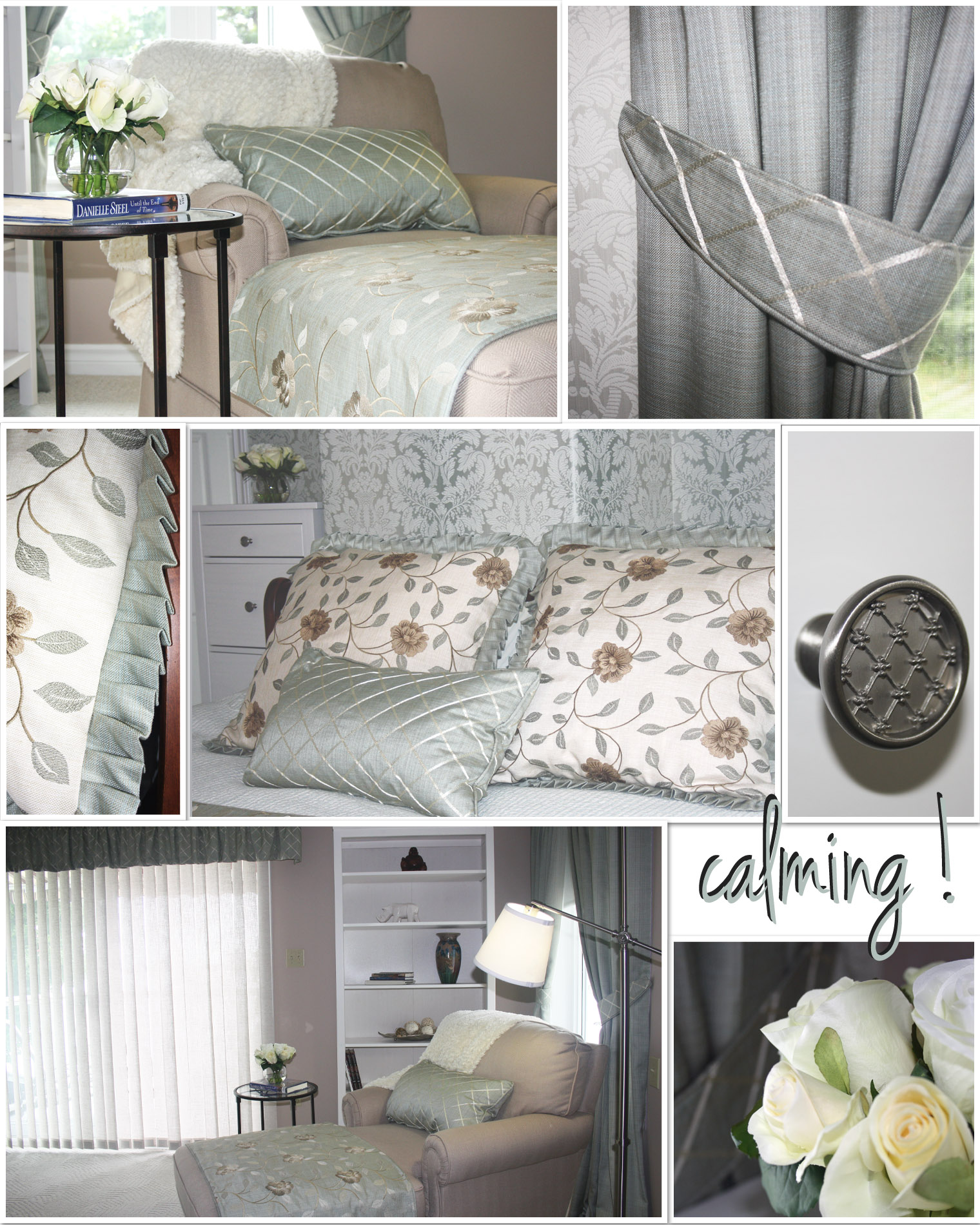 drapery, blinds & textiles
