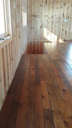 barn board refinishing