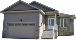 Exterior New Build Selections