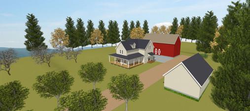 Birds Eye of Property Phase 2 Completion.JPG