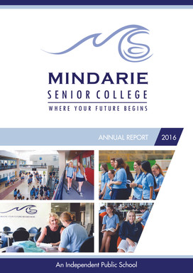 MSC Annual Report
