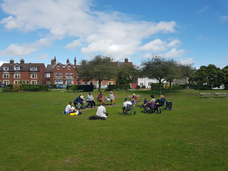Salisbury Transition City - to me: a community of hope