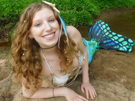 How I Became a Mermaid and How You Can Too