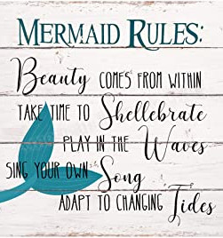 10 Mermaid Home Decor Items You Need For Your Mermaid Home