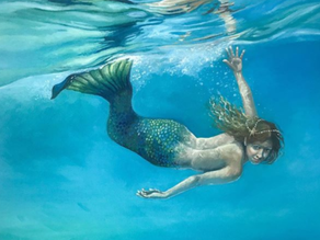 Oh For The Love of Mermaids! Why I Love Mermaids.