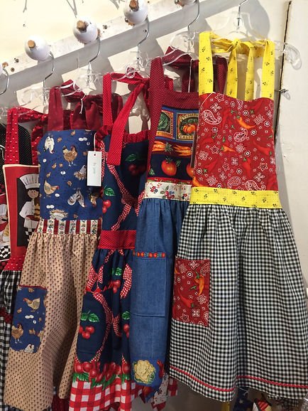 Aprons by Jane