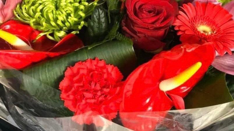 Valentines hatbox