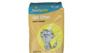 Bestpets Cat Litter Wood Based 30ltr