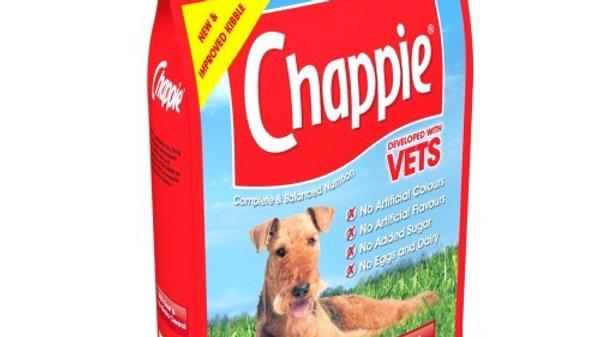 Chappie Beef & Cereal 15kg
