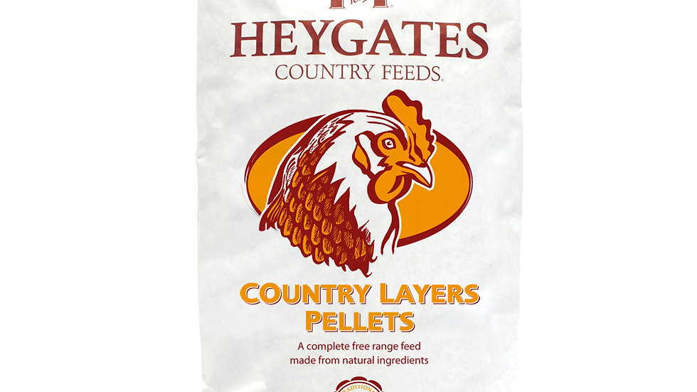 Heygates country Layer pellets