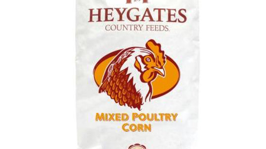 Heygates Mixed Poultry Corn 20kg