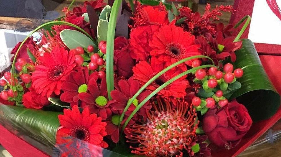 Mixed Valentines Bouquet