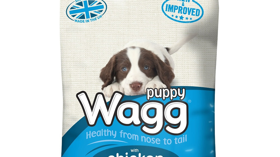Wagg Complete Puppy 12kg