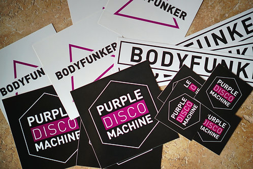PDM Sticker Pack