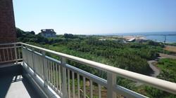 2階からの景色
