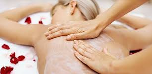 Massagem Relaxante Energética