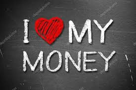 Eu amo dinheiro