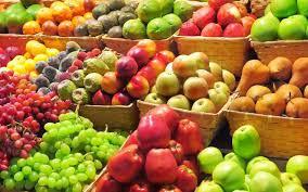 Frutas orgânicas