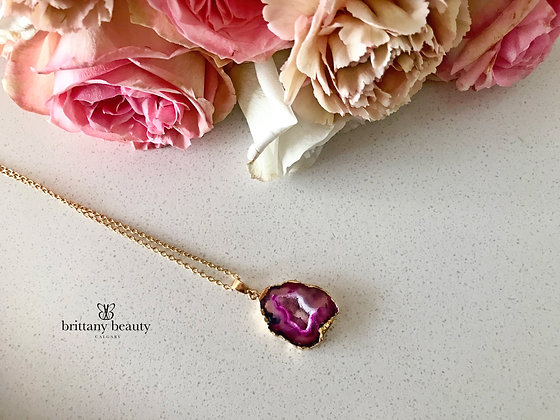 Blush Necklace