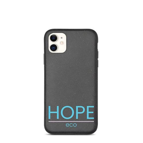 HOPE eco classic blue Biodegradable phone case
