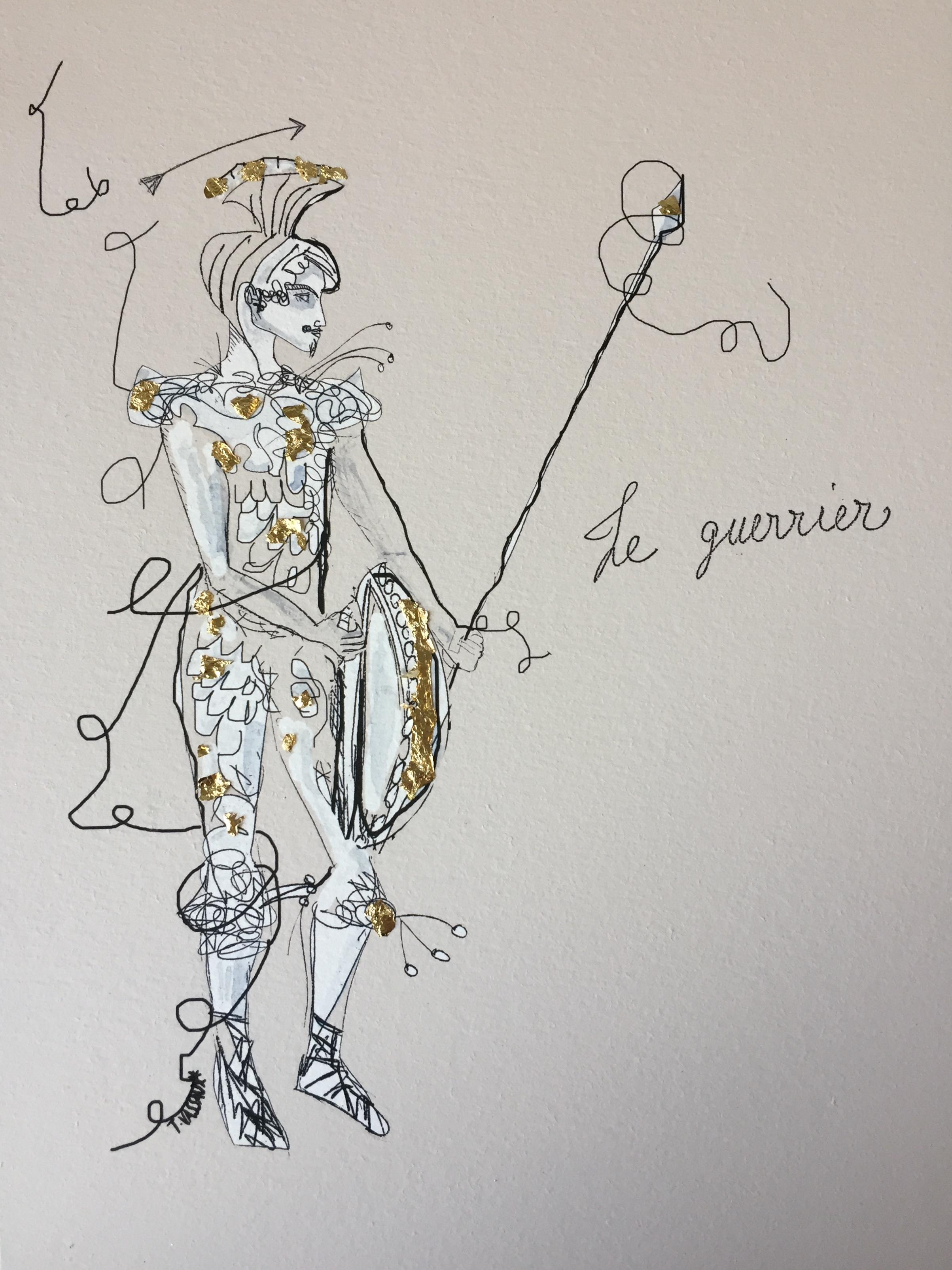 Le Guerrier