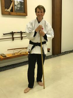 Sensei starting weapons class.