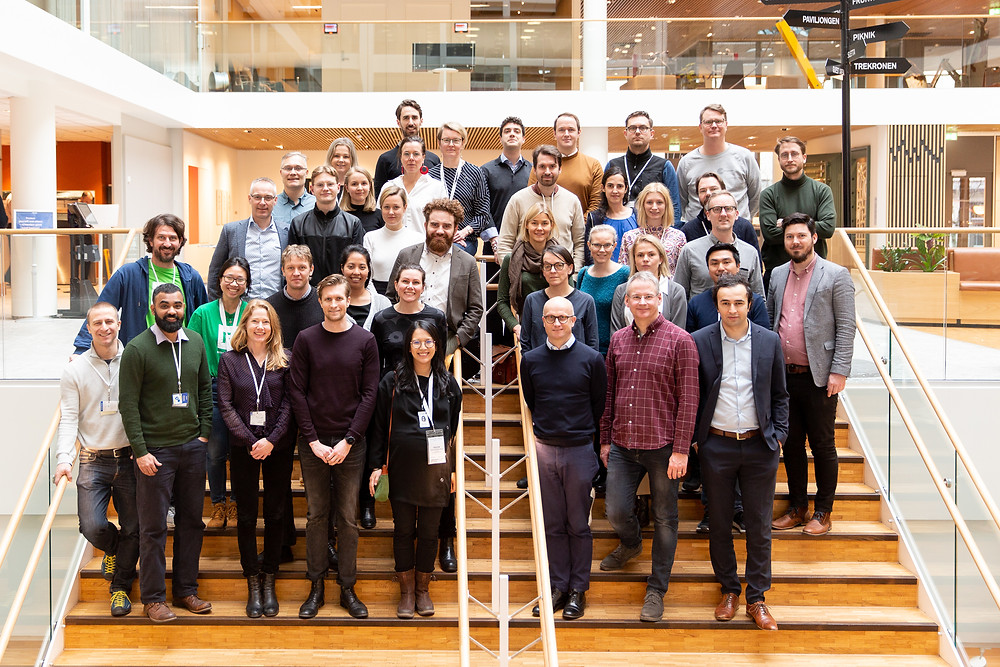 Ashoka Changemakers' Accelerator participants in Oslo, March 2020. Photo by Rodney Harper